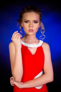 Diana Red Dress 3 Lys